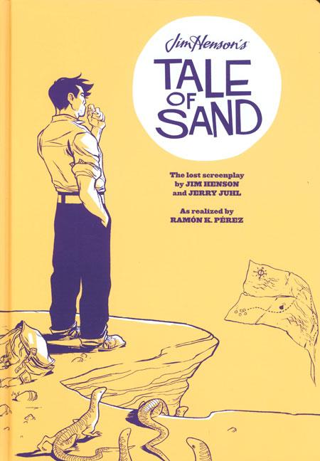 Jim Henson's Tale of Sand (HC) Vol 1