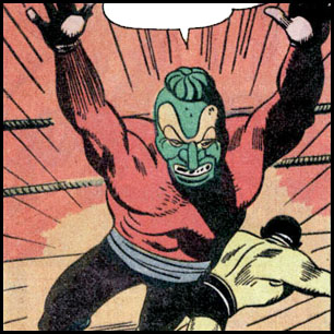 Karate Master (Earth-MLJ)