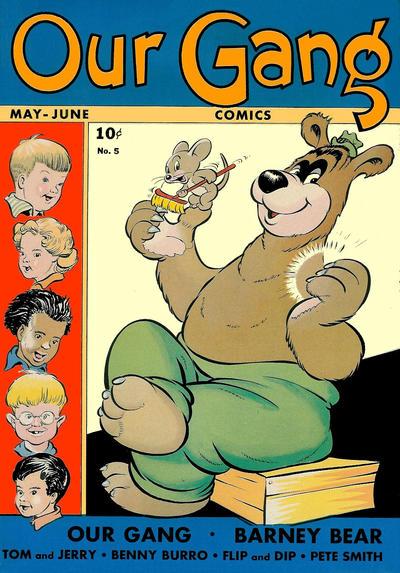 Our Gang Comics Vol 1 5