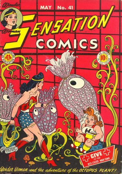 Sensation Comics Vol 1 41