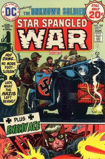 Star-Spangled War Stories Vol 1 182