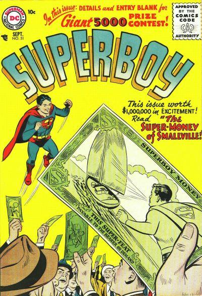 Superboy Vol 1 51