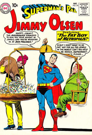 Superman's Pal, Jimmy Olsen Vol 1 49.jpg