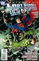 Superman Last Stand of New Krypton Vol 1 3