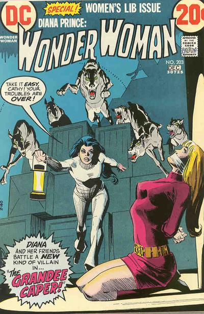Wonder Woman Vol 1 203