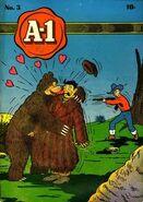 A-1 Comics Vol 1 3