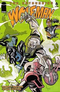 Astounding Wolf-Man Vol 1 6