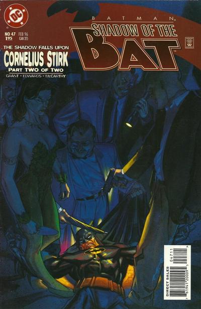 Batman: Shadow of the Bat Vol 1 47