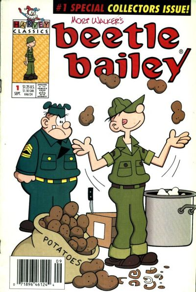 Beetle Bailey Vol 2 1