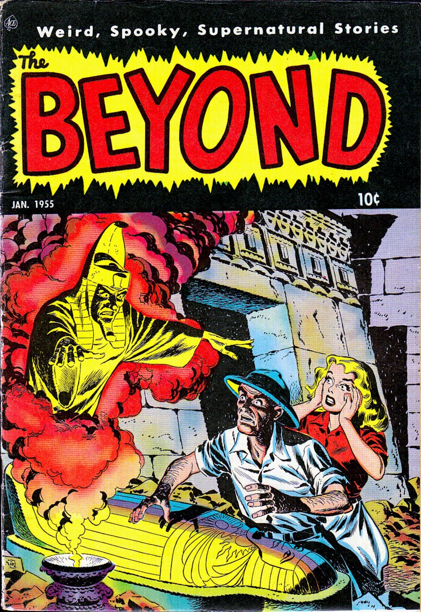 The Beyond Vol 1 30