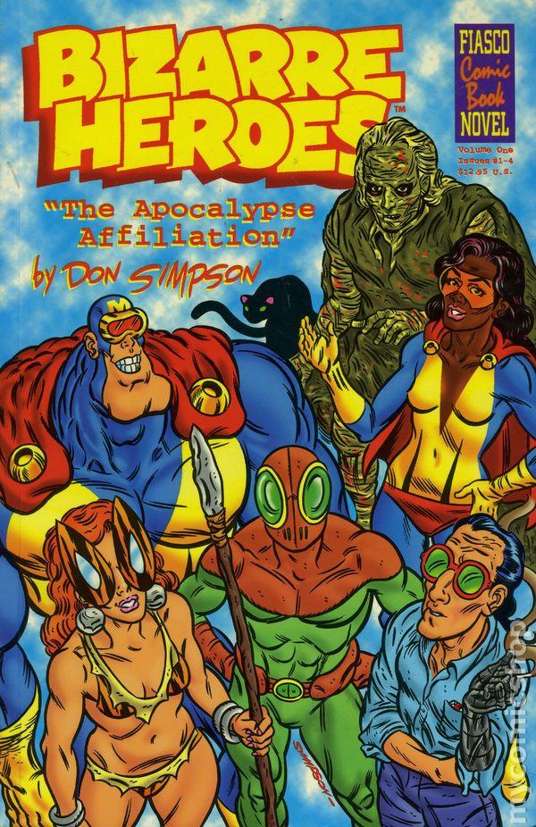 Bizarre Heroes: The Apoclypse Affiliation