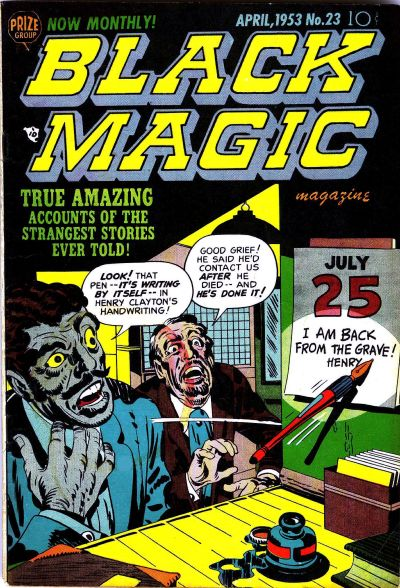 Black Magic Vol 1 23