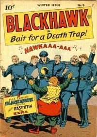 Blackhawk Vol 1