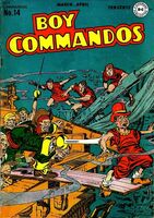 Boy Commandos Vol 1 14