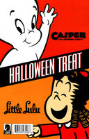Casper Little Lulu Halloween Mini Comic Bundle 2009 Vol 1 1