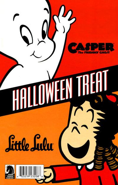 Casper Little Lulu Halloween Mini Comic Bundle 2009 Vol 1 1