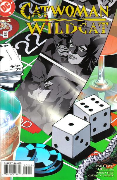 Catwoman/Wildcat Vol 1 2