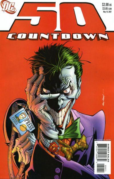 Countdown Vol 1 50