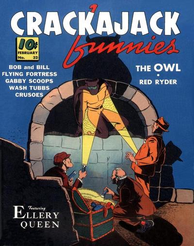 Crackajack Funnies Vol 1 32