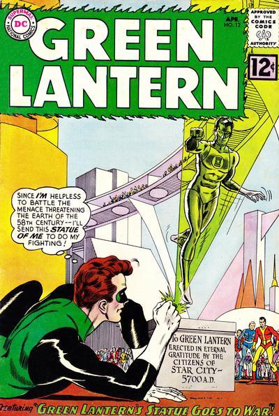Green Lantern Vol 2 12