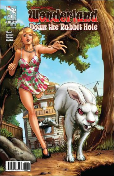 Grimm Fairy Tales Presents Wonderland: Down the Rabbit Hole Vol 1 1