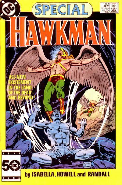 Hawkman Special Vol 1 1986