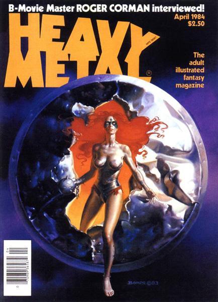 Heavy Metal Vol 8 1