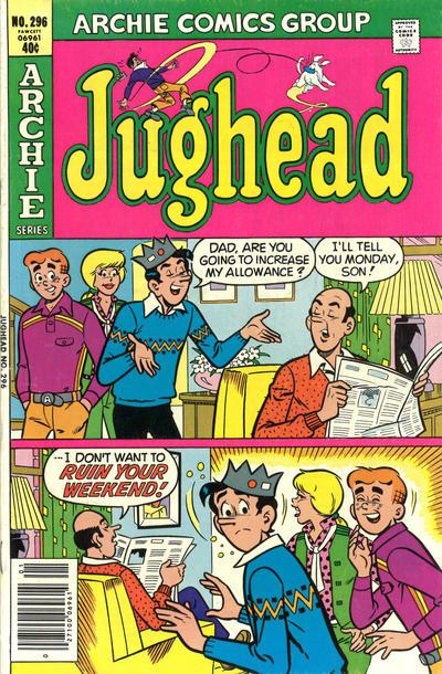 Jughead Vol 1