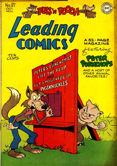 Leading Comics Vol 1 27