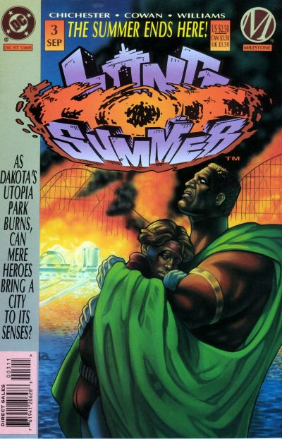 Long Hot Summer Vol 1 3