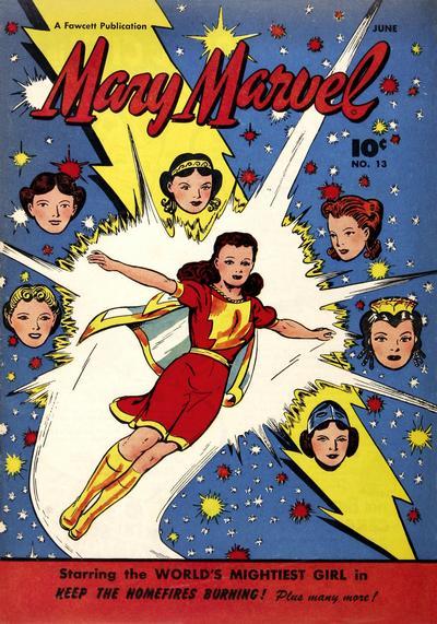 Mary Marvel Vol 1 13