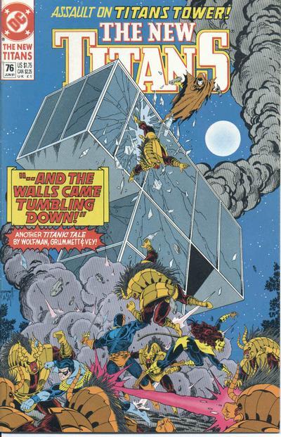 New Titans Vol 1 76