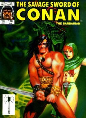 Savage Sword of Conan Vol 1 150