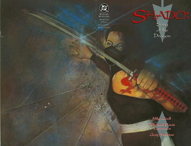 Shado: Song of the Dragon Vol 1 4