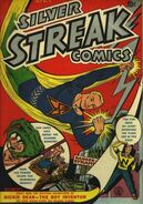 Silver Streak Comics Vol 1 5