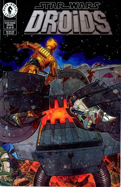 Star Wars: Droids Vol 2 6
