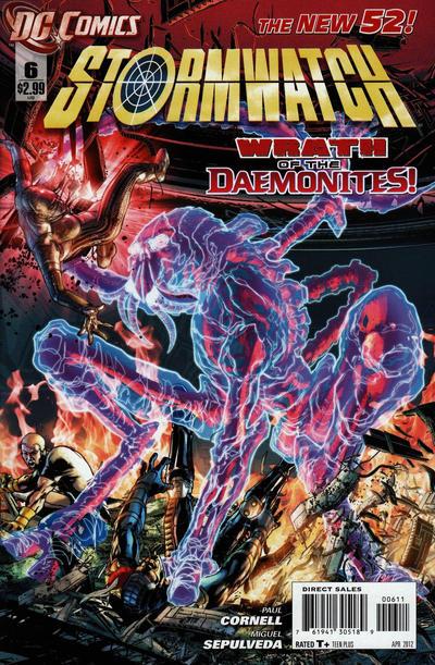 Stormwatch Vol 3 6