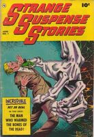 Strange Suspense Stories Vol 1 1