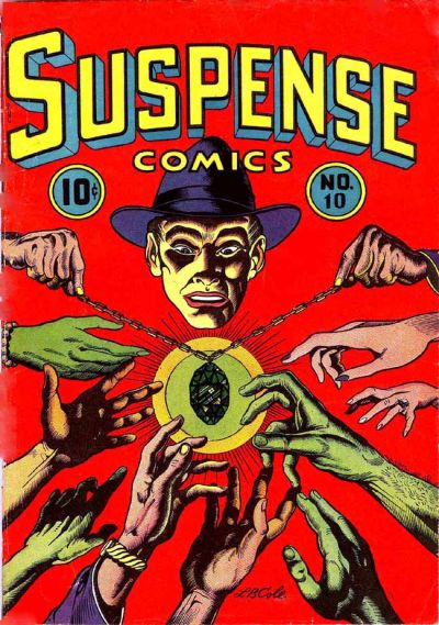Suspense Comics Vol 1 10