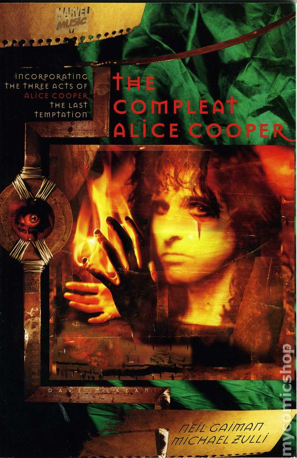 The Compleat Alice Cooper Vol 1 1