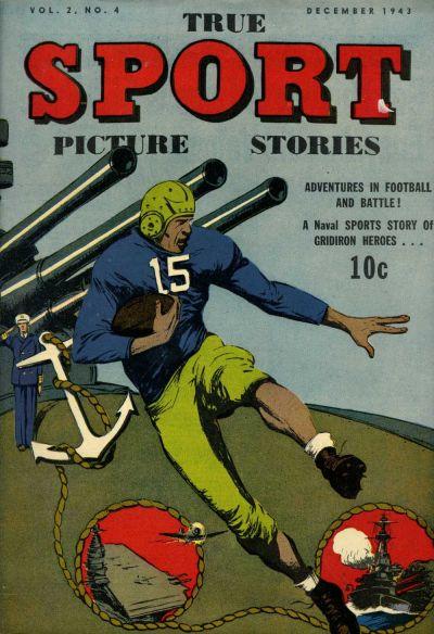True Sport Picture Stories Vol 2 4