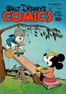 Walt Disney's Comics and Stories Vol 1 75