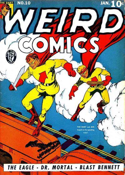 Weird Comics Vol 1 10