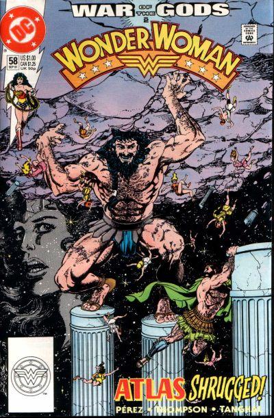 Wonder Woman Vol 2 58