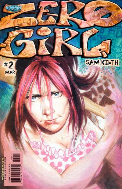 Zero Girl Vol 1 2