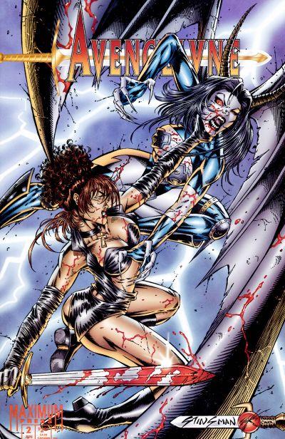 Avengelyne Vol 1 2