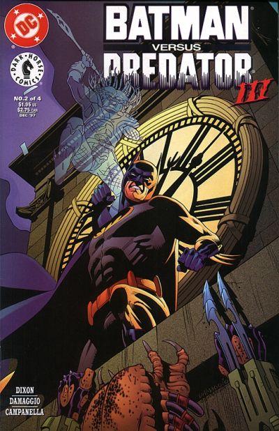 Batman versus Predator Vol 3 2