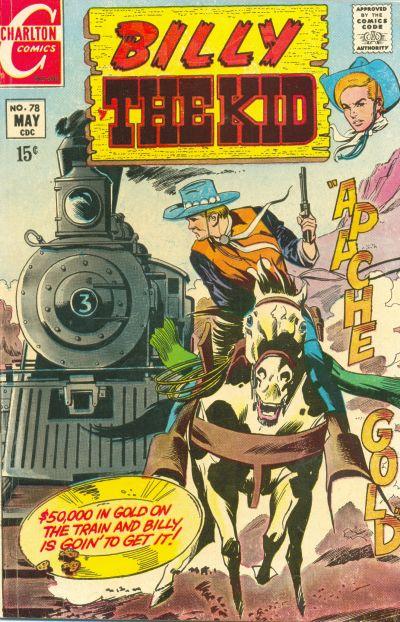 Billy the Kid Vol 1 78
