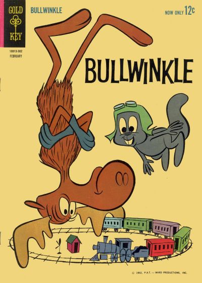 Bullwinkle and Rocky Vol 1 2