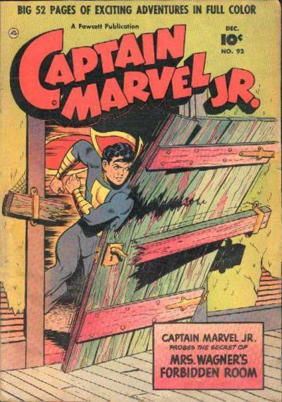 Captain Marvel, Jr. Vol 1 92